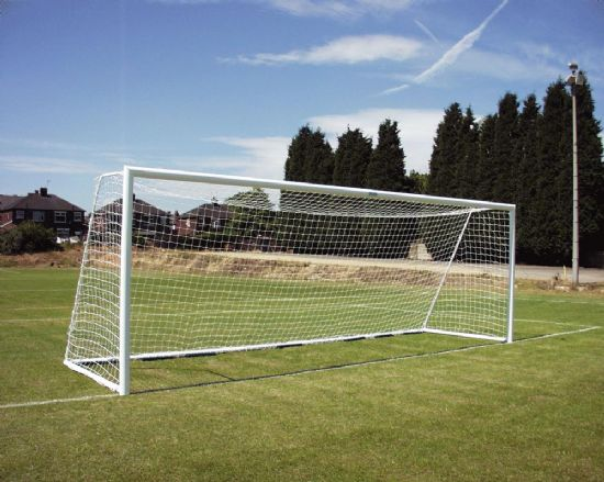 School Football Goal Posts